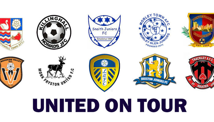 \'United on Tour\' soccer camps to begin
