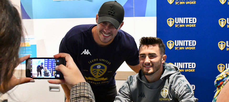 Signing session held in Perth