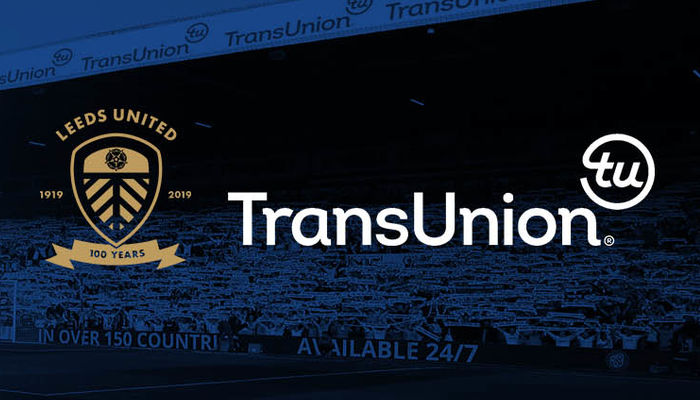 TransUnion announces new partnership with Leeds United