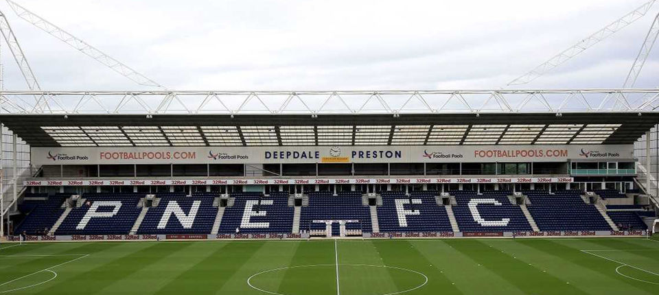 Preston North End away fixture altered