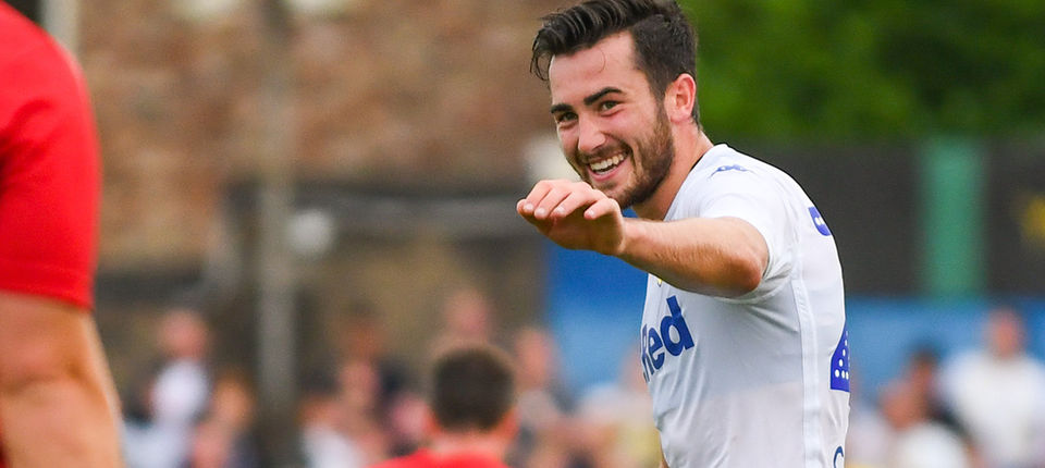 Jack Harrison: It's incredible how many fans are here