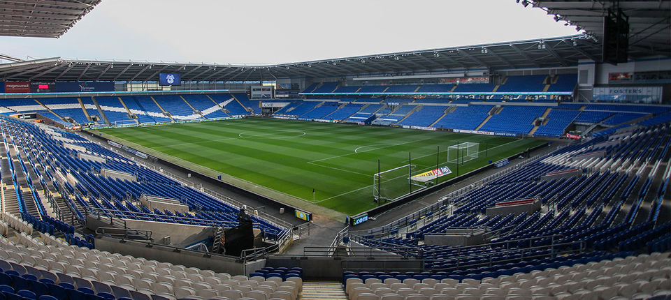 Cardiff City away fixture moved