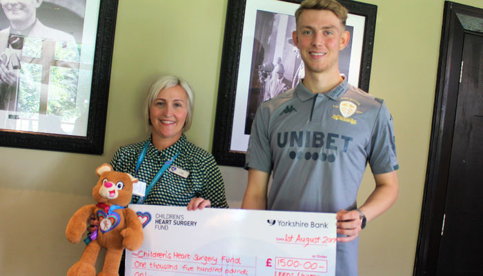 Foundation raise funds for Children\'s Heart Surgery Fund