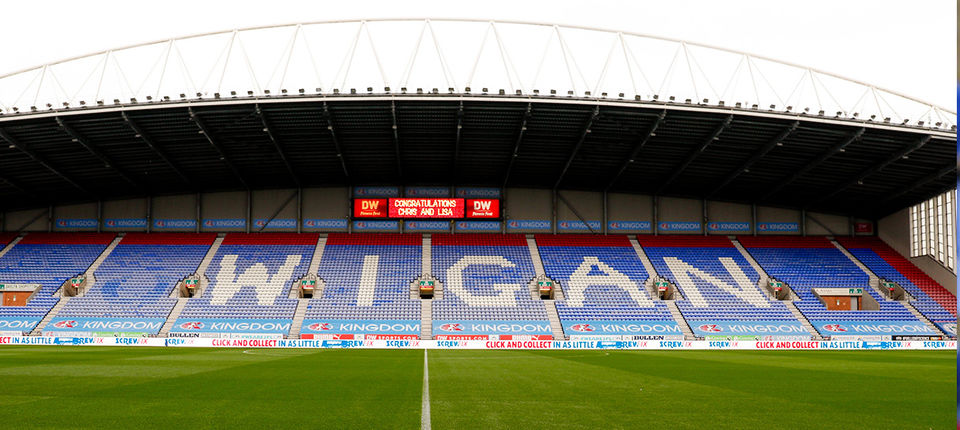 Tickets: Wigan Athletic (A) update