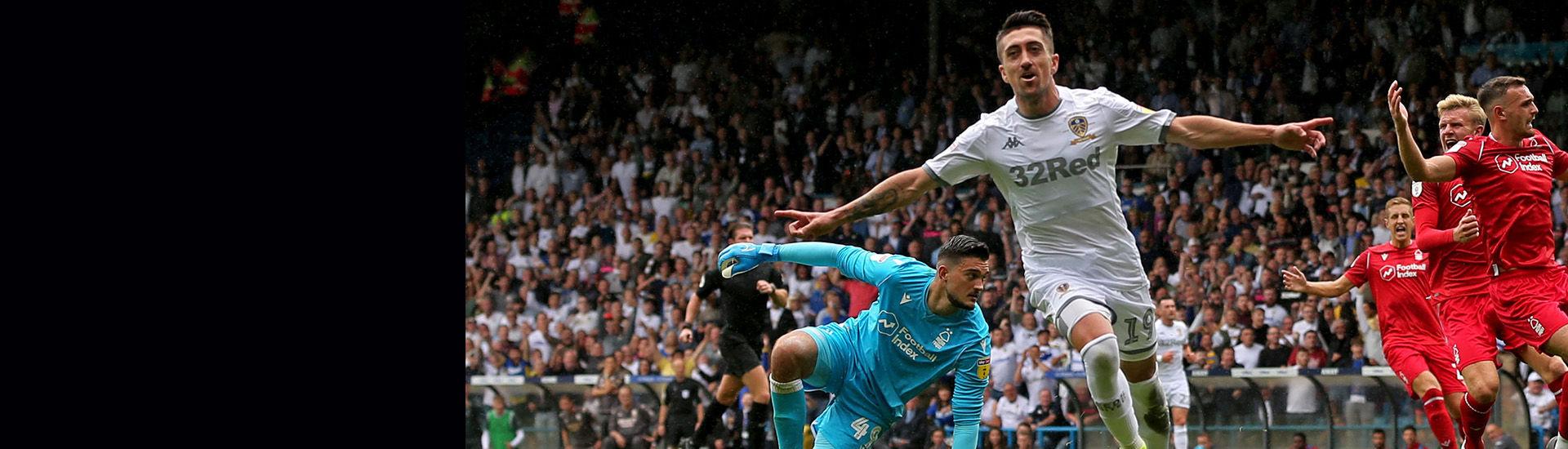 Report: Leeds United 1-1 Nottingham Forest - Leeds United