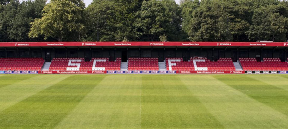 Salford City: Ground guide