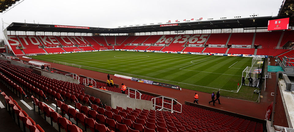Tickets: Stoke City (A)