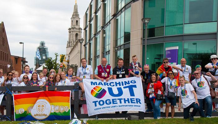Over 60,000 people attend Leeds Pride