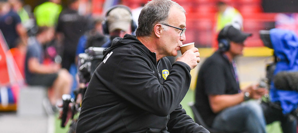 Marcelo Bielsa: The objective is to have more players involved