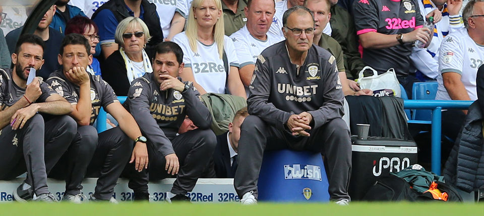 Marcelo Bielsa: Swansea City are showing a good level