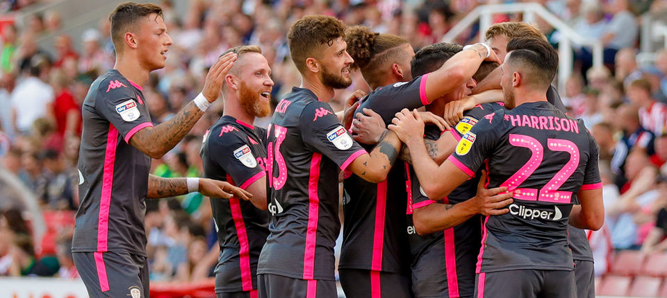 Report: Stoke City 0-3 Leeds United
