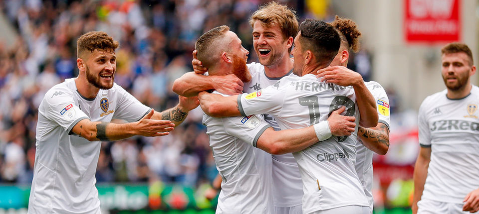 Report: Wigan Athletic 0-2 Leeds United