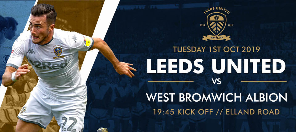 Tickets: West Bromwich Albion (H) Update