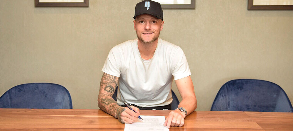 Liam Cooper: I'm absolutely delighted