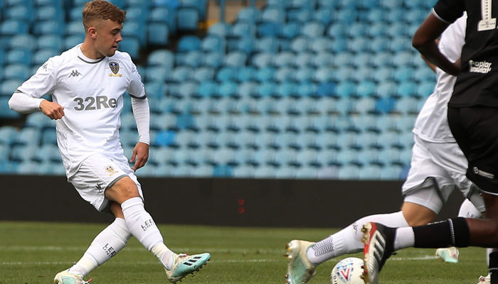 Under-23s clash at Elland Road on Monday