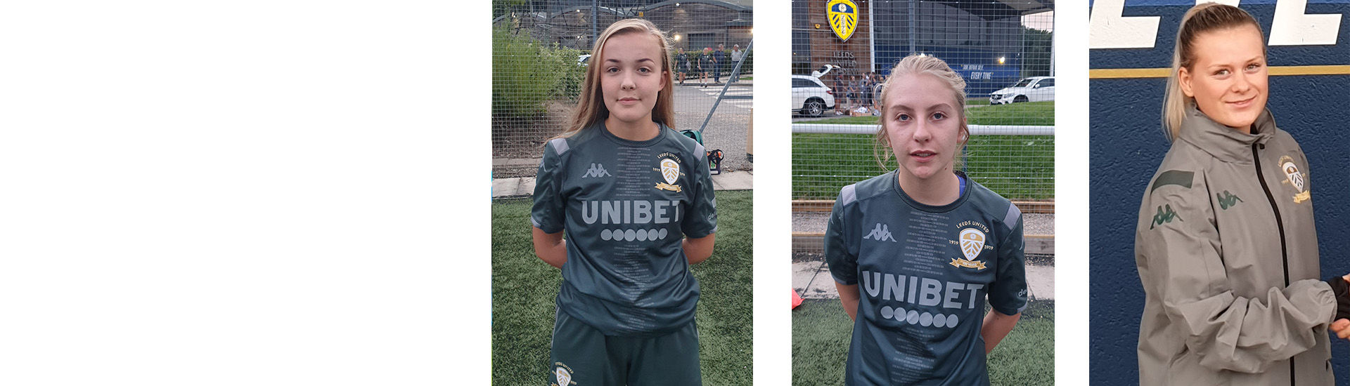 Three more signings for Leeds United Women FC - Leeds