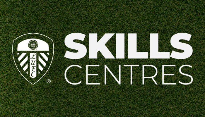 Skills Centres available with Leeds United Foundation