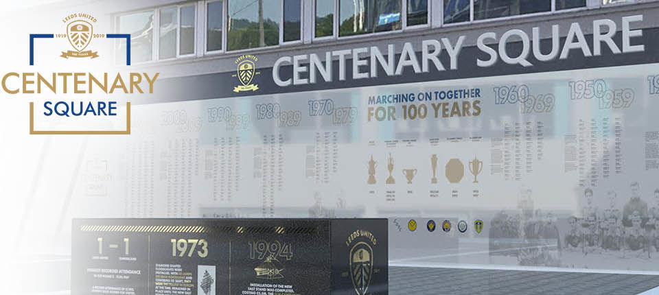 Centenary Square: A moment in time