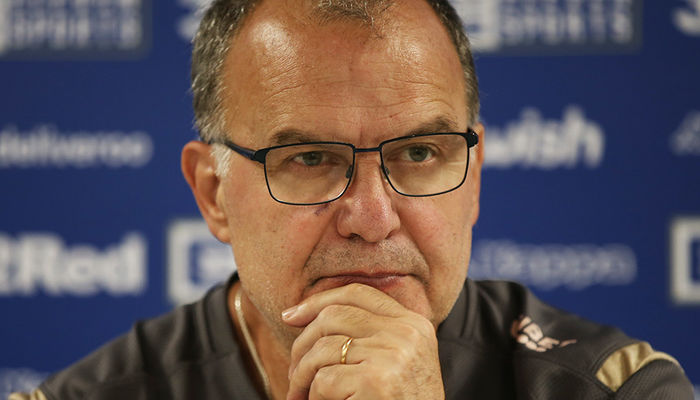 Marcelo Bielsa: We think that it's destiny or luck
