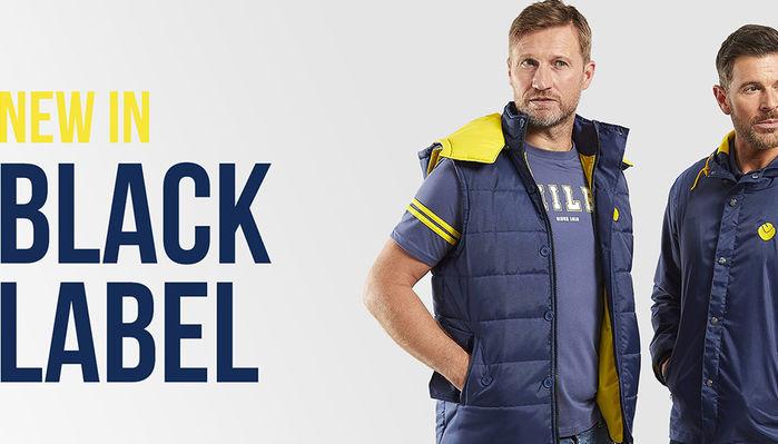 Retail launch Black Label Collection