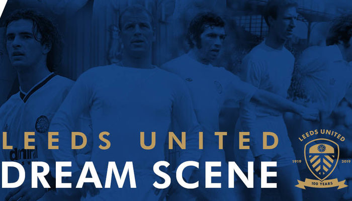 Leeds United centenary Dream Scene update