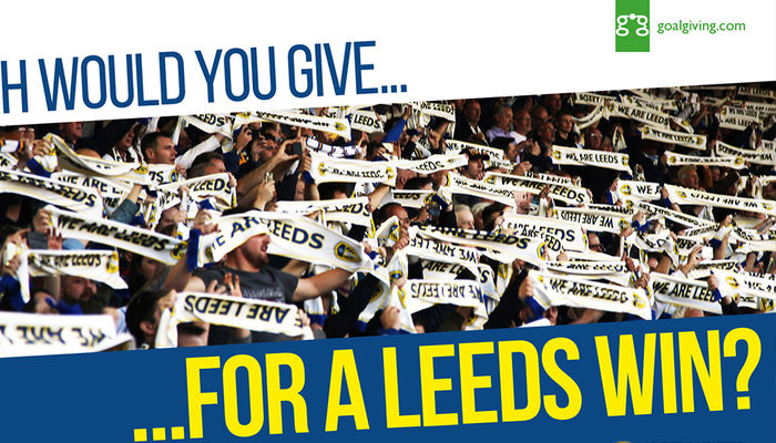 Help support the Leeds United Foundation