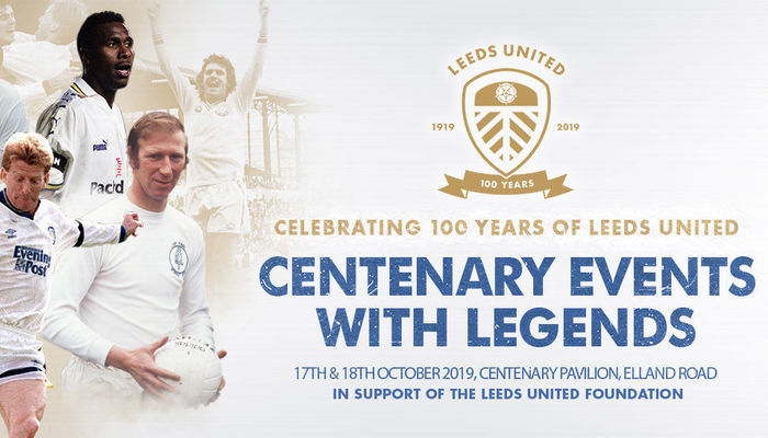 More Leeds United legends announced for Centenary celebration