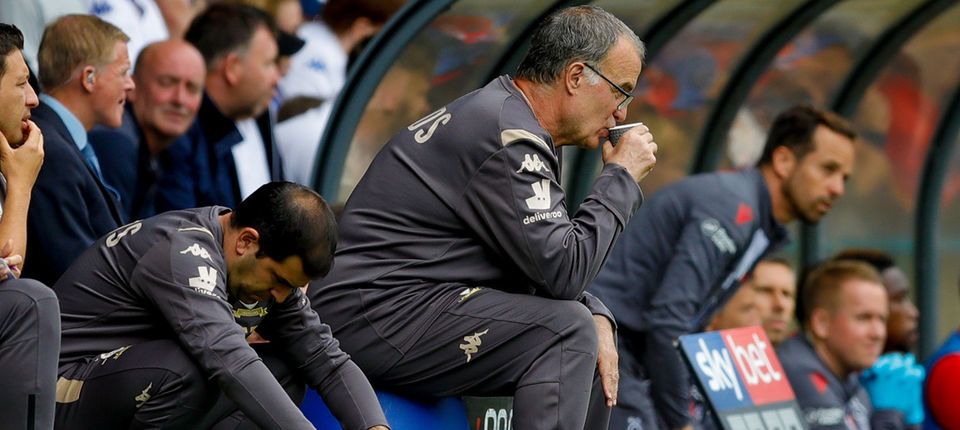 Marcelo Bielsa: Matches like this are hard