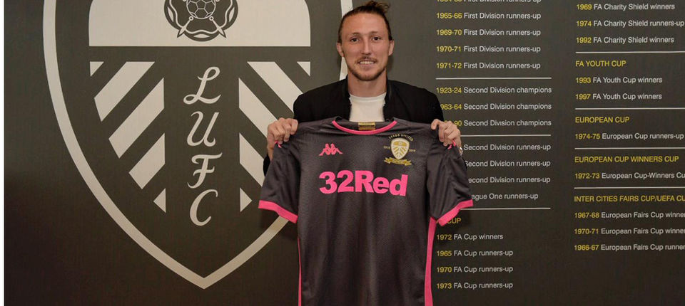 Luke Ayling signs new deal