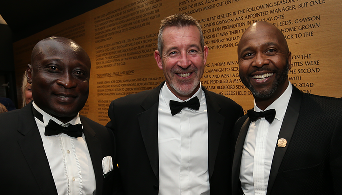 What a night! Check out our photos from the Centenary Gala