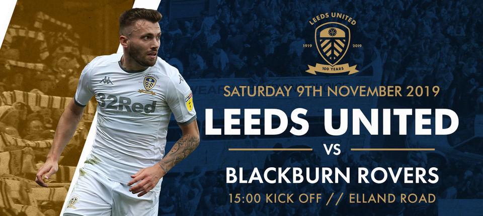 Tickets: Blackburn Rovers (H)