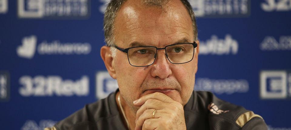 Marcelo Bielsa: Sometimes God puts things in the right place