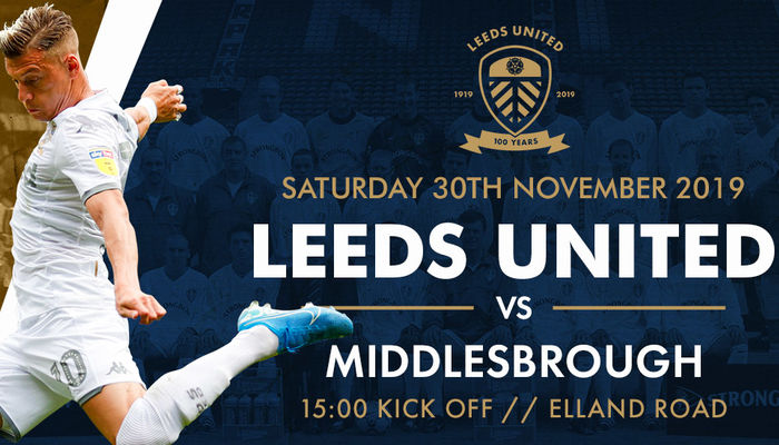 Tickets: Middlesbrough (H)
