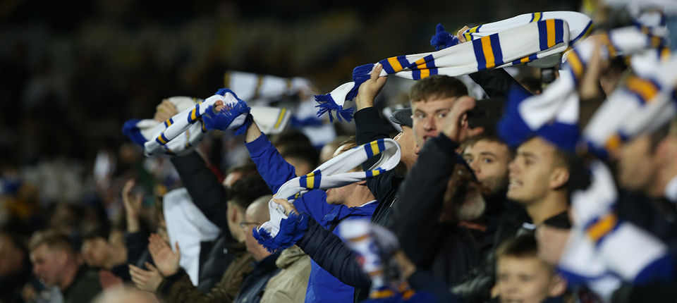 Extra seats released for Blackburn Rovers