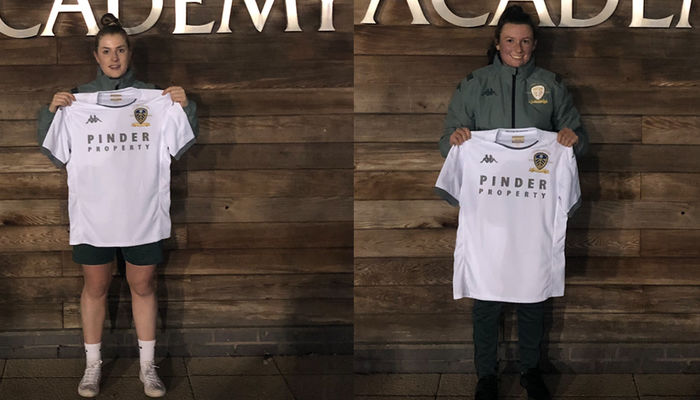 New signings for Leeds United Women