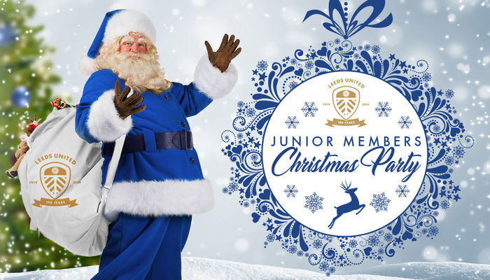 Junior Members: Christmas Party Returns