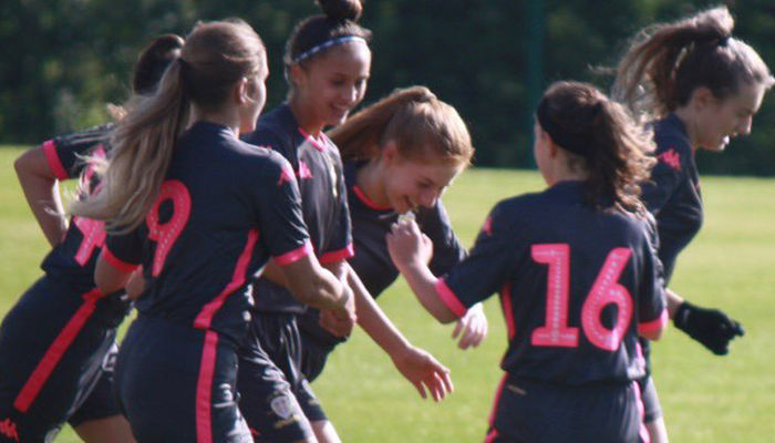 Girls Under-16s in FA Youth Cup Quarter Final