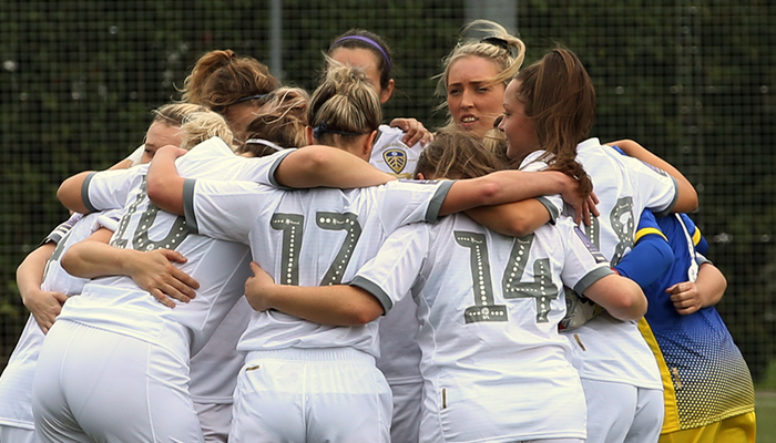 Leeds United Ladies fall to defeat against Nottingham Forest