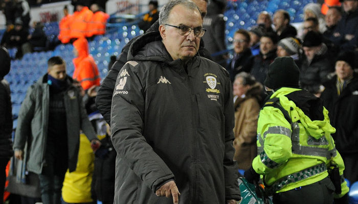 Watch: Marcelo Bielsa on Hull City victory
