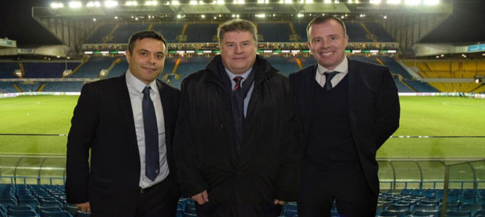 Leeds United College launch international partnership