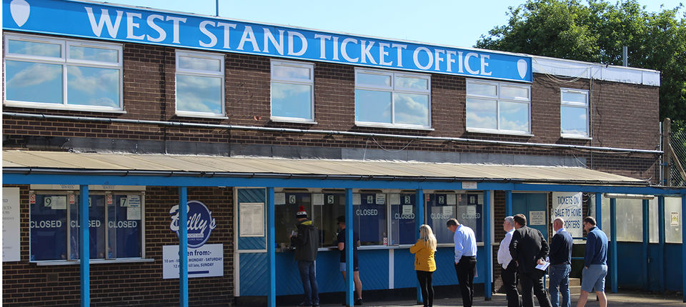 Ticketing: Christmas opening hours