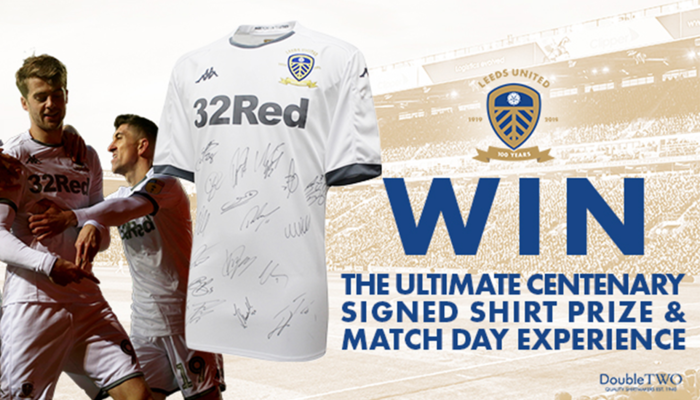 Win the Ultimate Match Day Experience and Signed Home Shirt