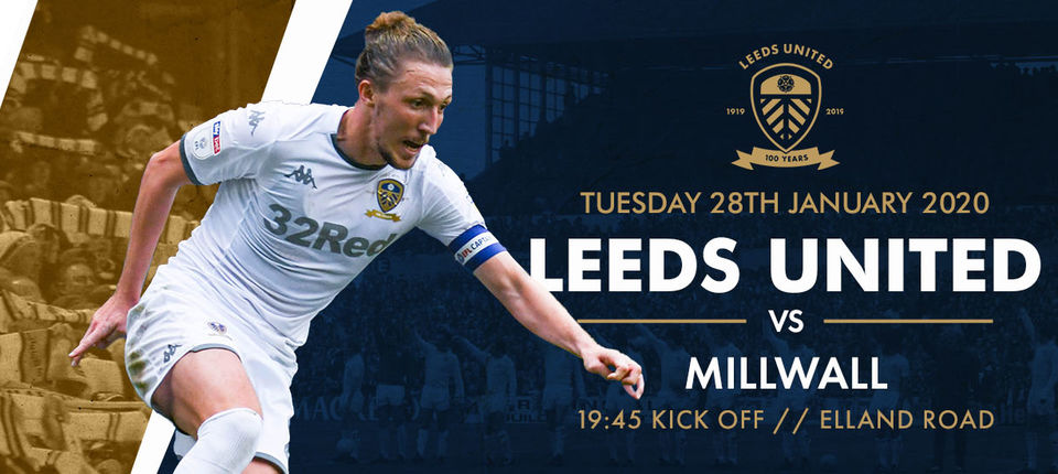 Tickets: Millwall (H) Update