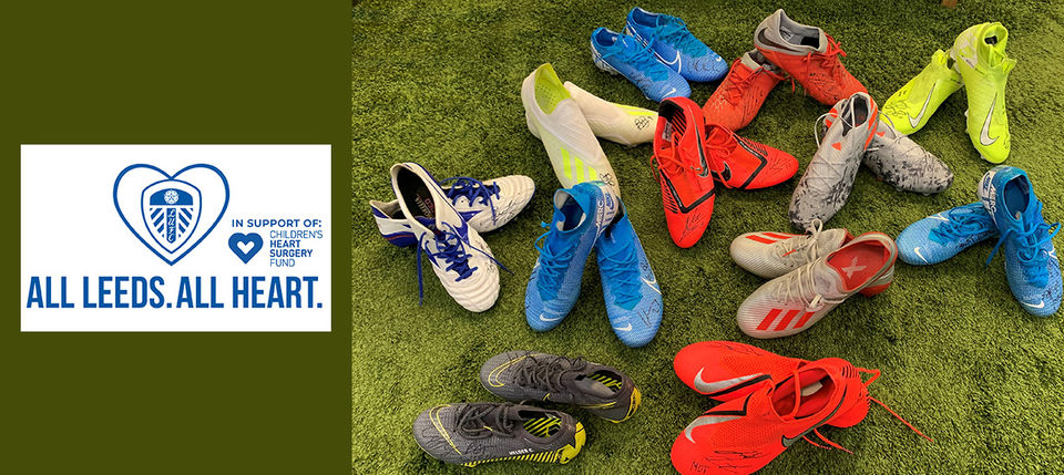 Last chance to get your hands on some signed player boots