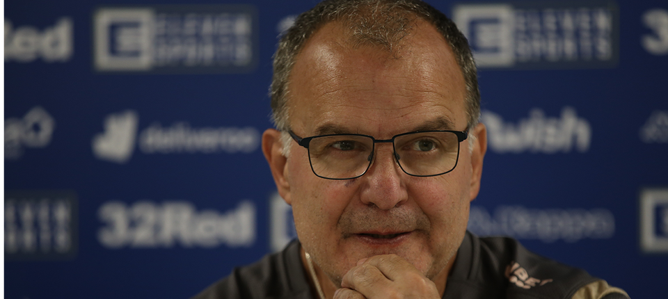 Marcelo Bielsa: We are going to do everything we can to try and win
