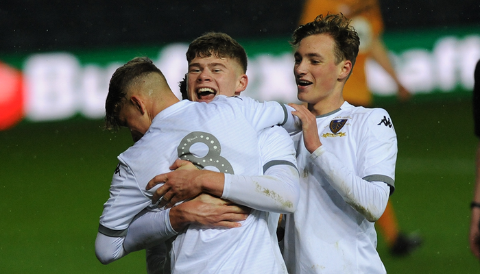 Leeds To Face Norwich or Manchester United in FA Youth Cup