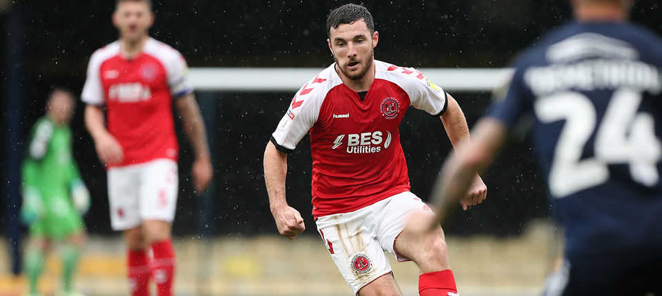 Lewie Coyle makes permanent Fleetwood Town move