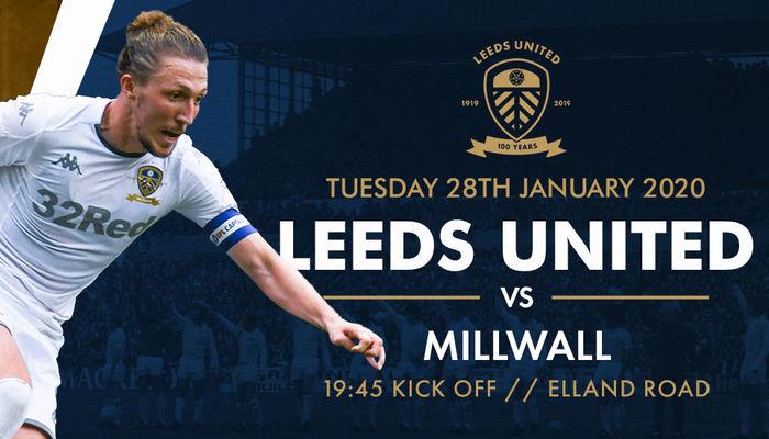 Tickets: Millwall (H) Update