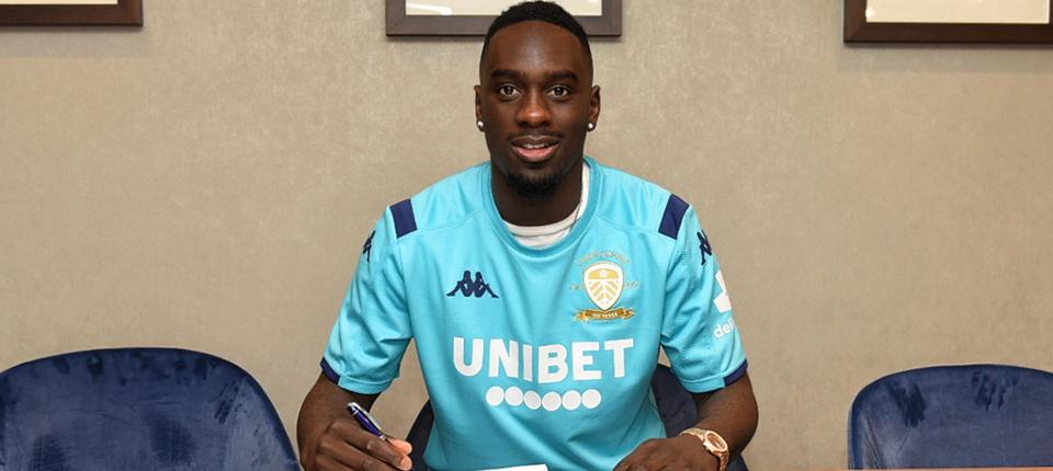Leeds United complete Jean-Kevin Augustin deal