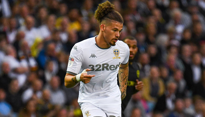 Kalvin Phillips: All I want to do is get this club back to the Premier League